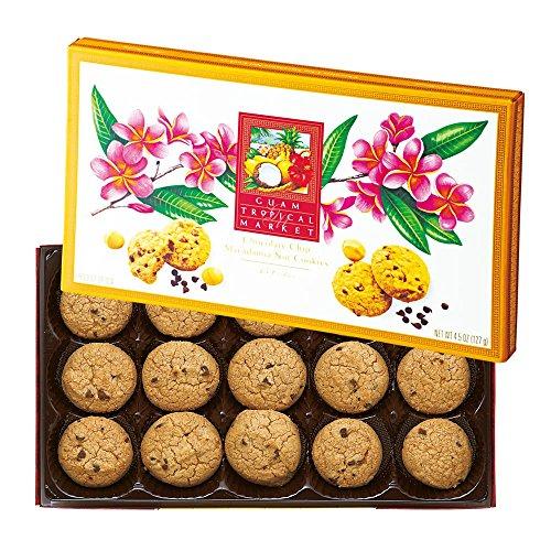 グアムお土産 グアム マカデミアナッツ チョコチップクッキー