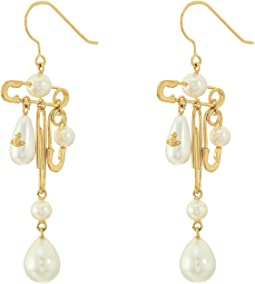 Vivienne Westwood - Jordan Long Earrings