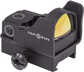 Sightmark SM26007 Mini Shot Pro Spec with Riser Mount, Green (Renewed)