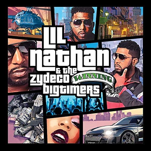 Lil' Nathan & The Zydeco Big Timers