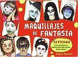 Maquillajes de fantasia (pack) de Angels Navarro (25 ene 2012) Tapa blanda