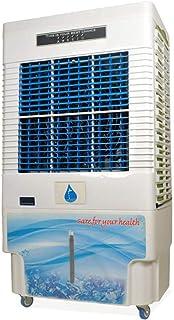 Mobil vattenkylare fläkt med EIS, bärbar avdunstning luftkonditionering och luftrenare, bärbar AC-luftkonditionering 110 V