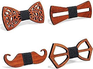Customize Bowtie Groomsman gift Easter bowtie Boy Bowtie Wooden Bowtie Small Bowtie Children/'s Bowtie Noeud Papillon en bois Wedding