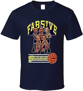 Best fab five shirt michigan Reviews