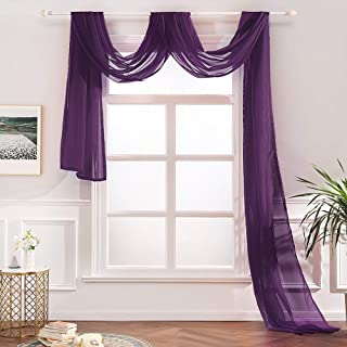 canopy window treatments