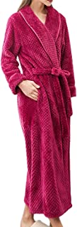Sleepwear Plus Size Luxury Cotton Towelling Bath Robe Unisex Dressing Gown Terry Towel Nightwear