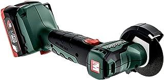 Metabo Akku-Winkelschleifer Kunststoffkoffer 12V 2x4Ah PowerMaxx CC 12 BL Cordless Angle Grinder (600348800) Plastic case ...