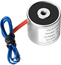 uxcell 12V 70N Electric Lifting Magnet Electromagnet Solenoid Lift Holding