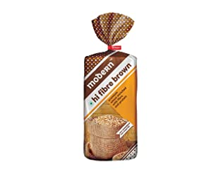 Modern Hi fibre Brown Bread, 400g