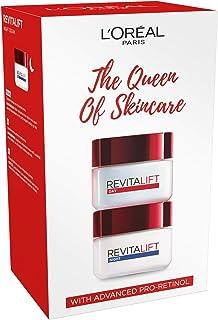 L'Oréal Paris, dag- och nattkrämset, Revitalift Classic Day & Night Cream Gift Box, 1 styck