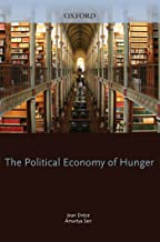 The Political Economy of Hunger: Political Economy of Hunger: Volume 1: Entitlement and Well-being (WIDER Studies in Development Economics) (English Edition)