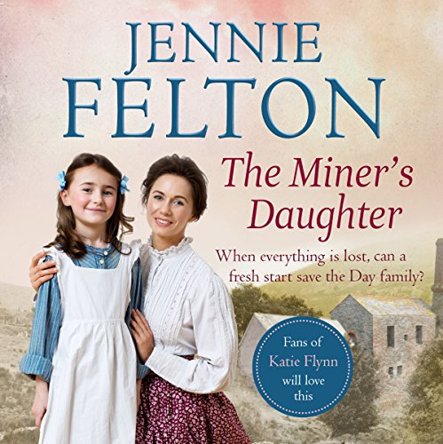 The Miner's Daughter audiobook cover art