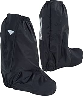 Tour Master Deluxe Rain Covers Men's Street Motorcycle Boot Accessories - Black