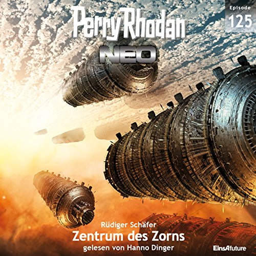 Zentrum des Zorns (Perry Rhodan NEO 125) audiobook cover art