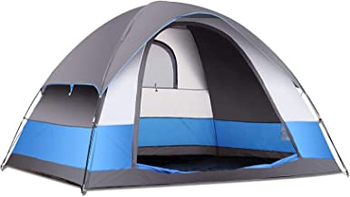 SEMOO Dome Tent Family Camping Tent Water Resistant...