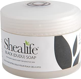 Shealife Black DuDu Soap for Sensitive Skin 100g