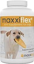 maxxidog - maxxiflex+ Suplemento avanzado para las articulaciones del perro - Glucosamina, condroitina, MSM, ácido hialurónico, garra del diablo, bromelina, cúrcuma - 120 sabrosas tabletas