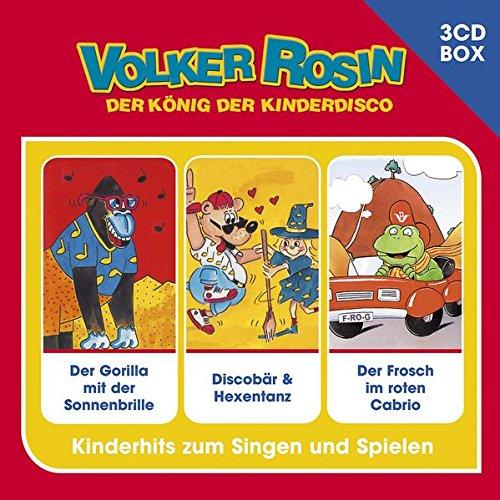 Volker Rosin - 3-CD Liederbox Vol. 3
