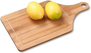 Bedler Tabla de Cortar de bambú de la Tabla de Cortar de la Tabla de Cortar de la Tabla de Cortar de bambú de la Cocina Cuchillos Cocina Accesorios Cubiertos