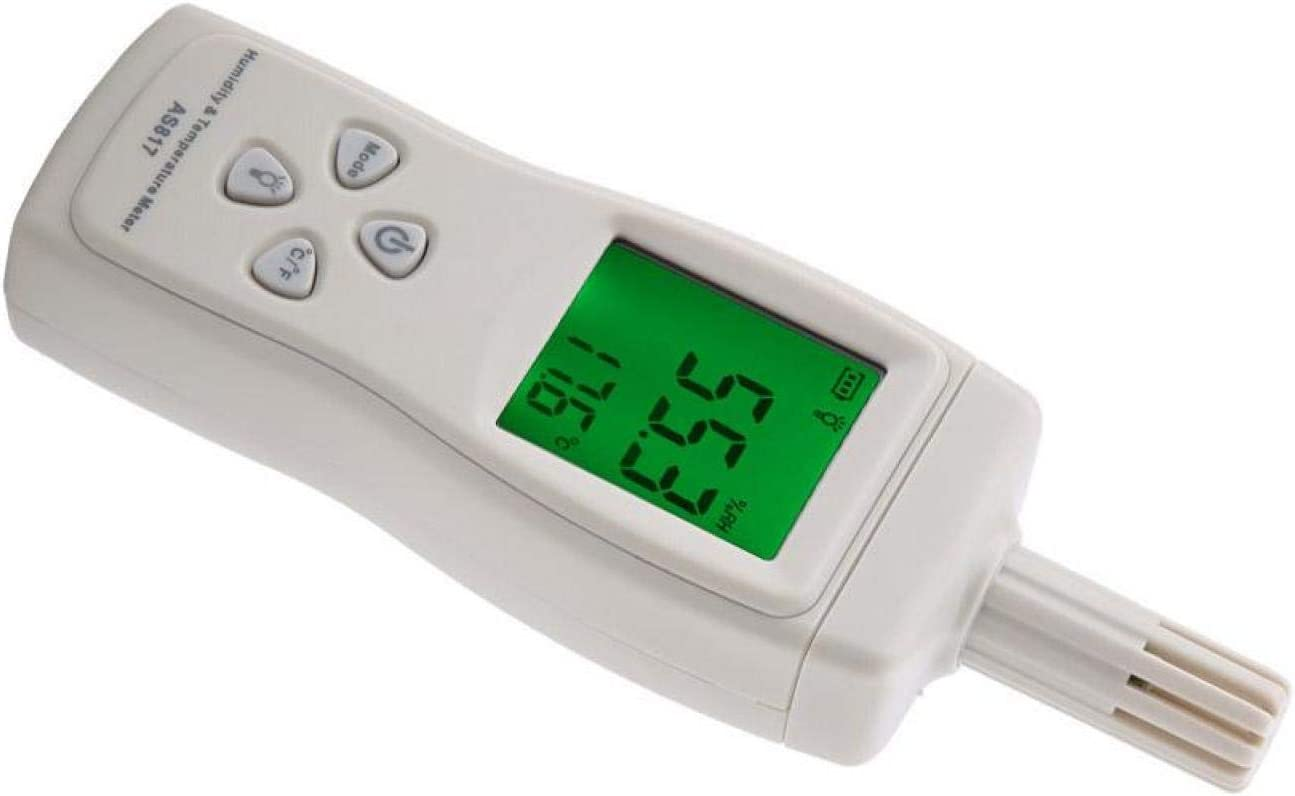 Tomantery Accurate Digital Hygrometer Dis LCD Challenge the lowest price of Japan ☆ Quickly List price