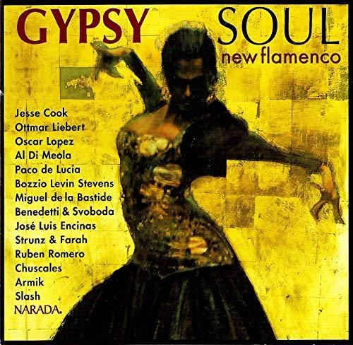 Gypsy Soul: New Flamenco by Gypsy Soul-New Flamenco (1998) Audio CD