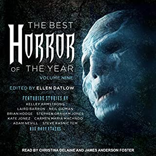 The Best Horror of the Year, Volume Nine Titelbild