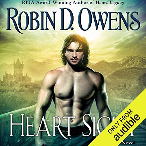 Heart Sight audiobook cover art