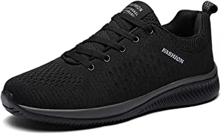 Womens Men's Trainers Road Running Shoes Fashion Athletic Sneakers Comfortable Walking Shoes Gym Sports