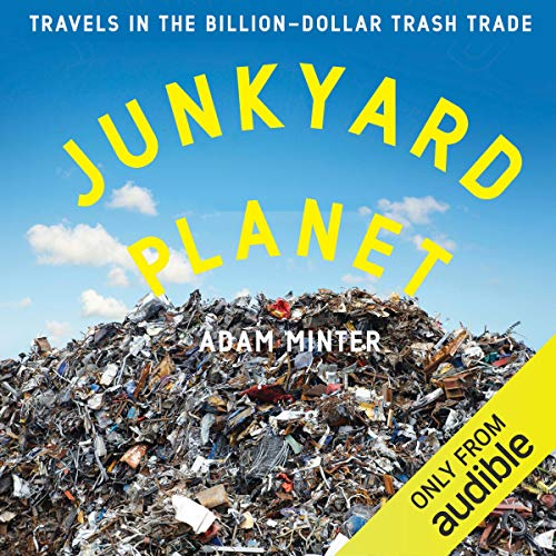 Couverture de Junkyard Planet