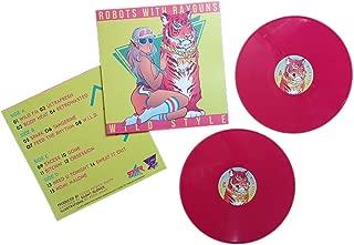 Wild Style - Exclusive Limited Edition Pink 2XLP Vinyl