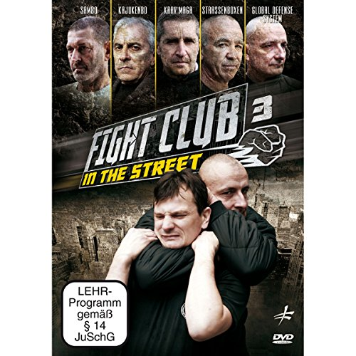 Fight Club in the Street 3