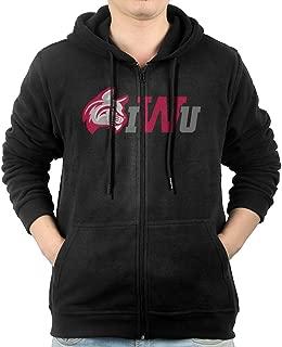 Black Pullover Hoodie Man Women's Indiana Wesleyan University COOL Cool Hoodies
