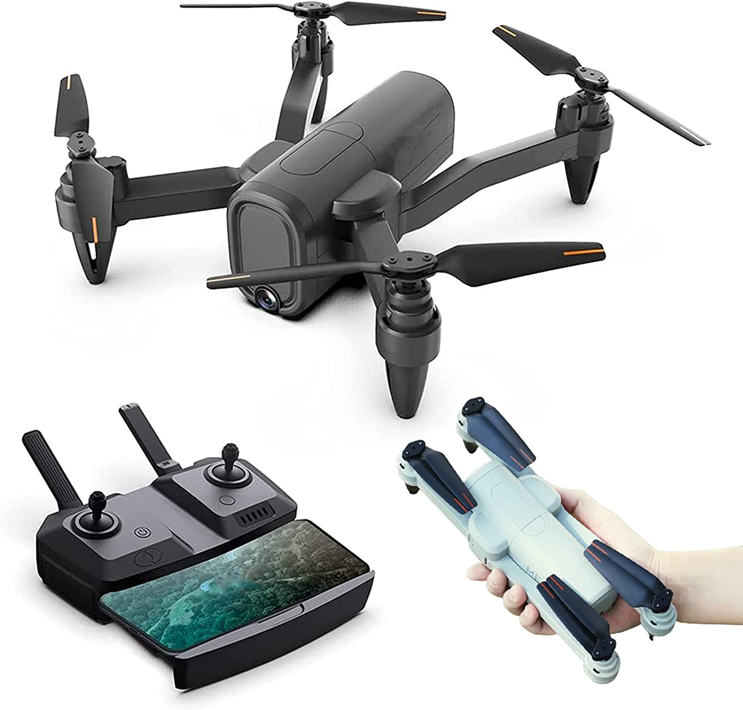 Liawnwooo GPS Jacksonville Mall Drone with 4K Camera Foldable for and OFFicial site Drones Kids