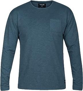 Hurley Mens Starter Dri-FIT Polo Shirt Light Grey