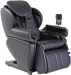 Apex APPROREGENTA Model AP-Pro Regent Ultra Advanced Massage Chair, Black, 4DReal MassageTechnology, 9 Manual MassageTechniques, Memory MassagePrograms, Heat Blanket, Adjustable Foot Extension