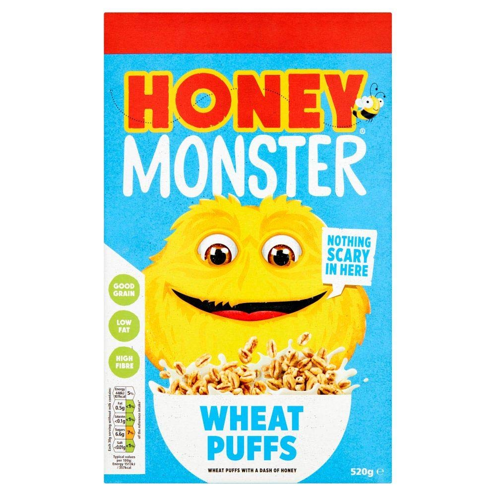 Honey Monster Max 90% OFF Puffs Outlet ☆ Free Shipping - 2 of Pack 520g