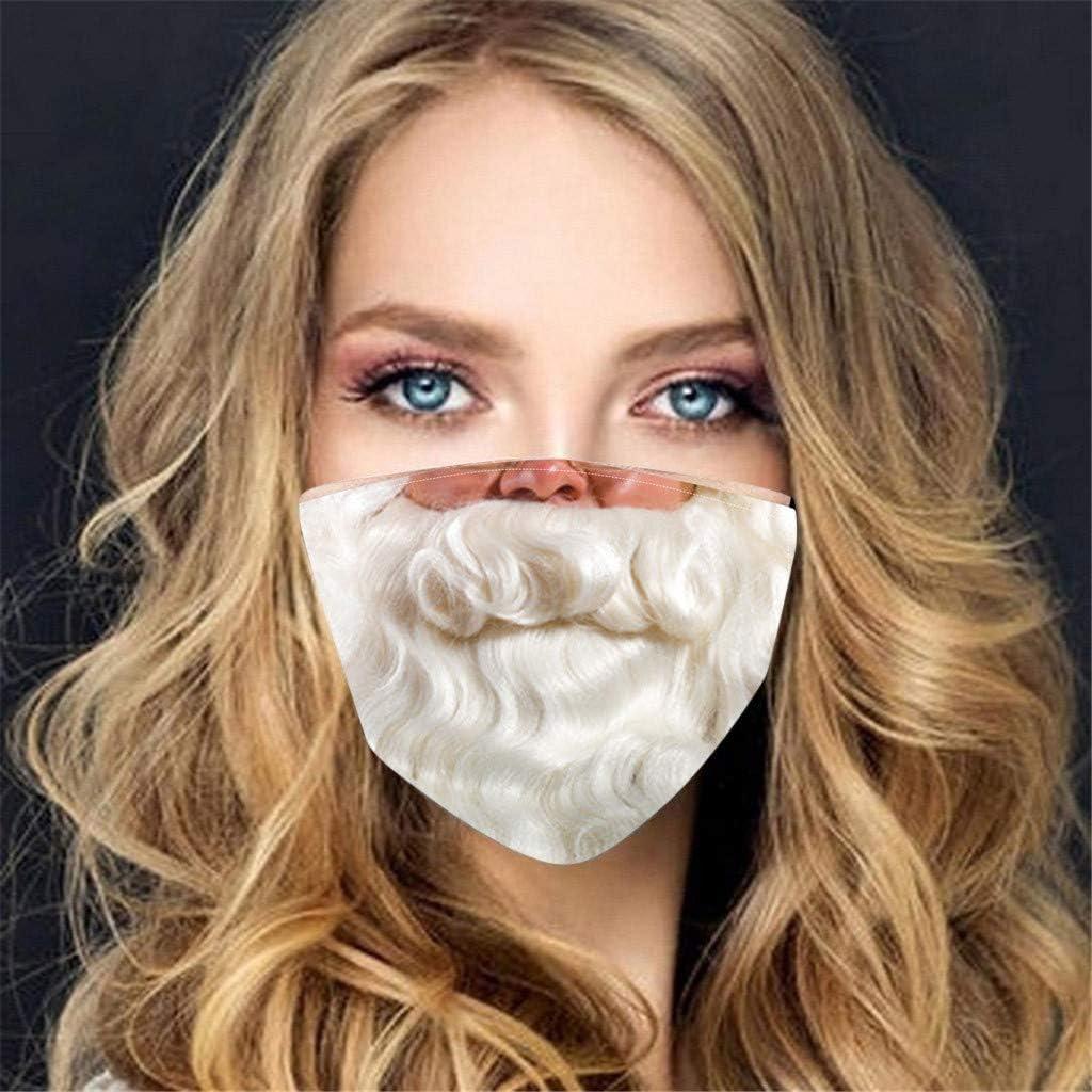 5 St/ück Weihnachten Lustiger Druck YIWULA 5 St/ück A aus Vlies