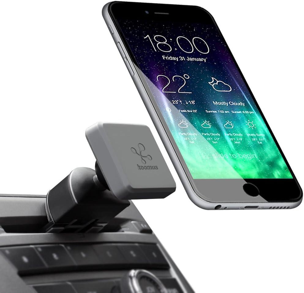Koomus Pro CD Slot Magnetic Smartphone Car Mount