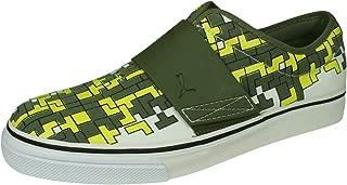 El Rey Graphic Pack 90's Mens Slip On Sneakers Skate Shoes