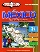Guia Roji Mexico Tourist Road Atlas