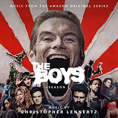 The Boys: Season 2 (Music from the Amazon Original Series) [Clean]