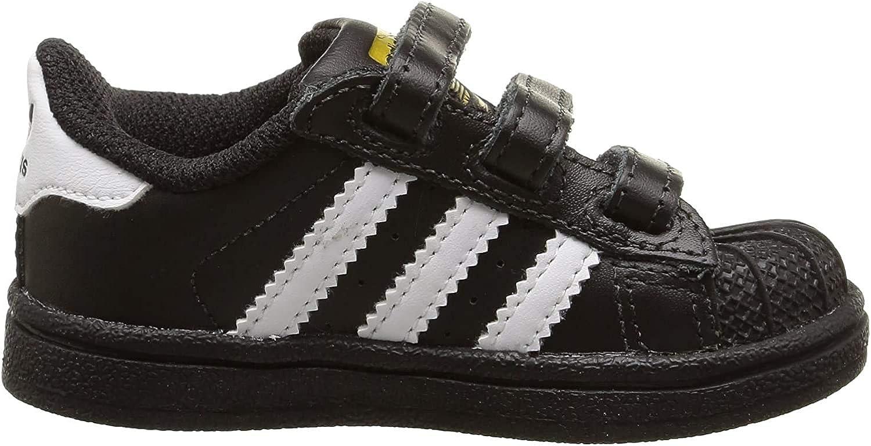 adidas B23665, Zapatillas de Baloncesto Infantil Negro Core Black Footwear White Core Black txaNk