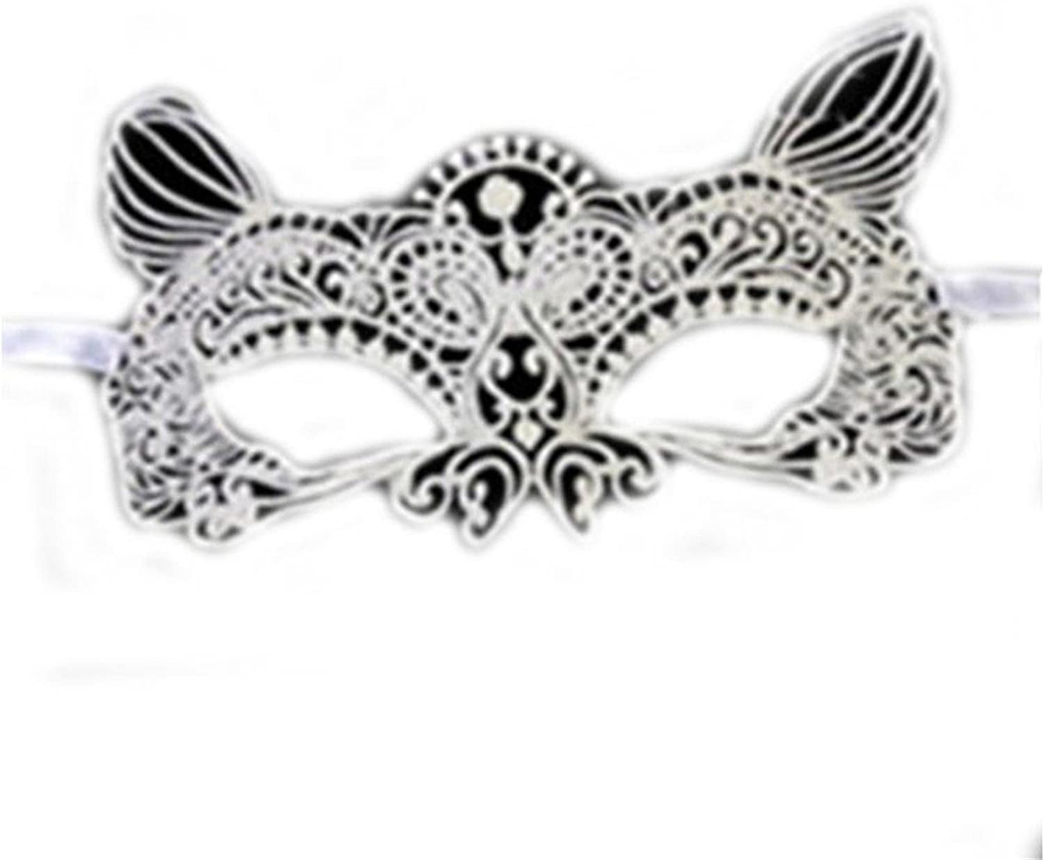 Mardi Gras Party Masquerade Mask,Black lace mask Female Openwork Dance Party Sexy Adult Half face Halloween mask w14 Prom Masks