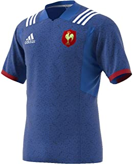 adidas Performance Veste à capuche Rugby France FFR Bleu