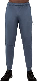 Men's Sweatpants Slim Fit Stretch Running/Jogging Performance Pants- Mens Lightweight Gym Running Joggers