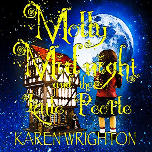 Molly Midnight and the Little People audiobook cover art