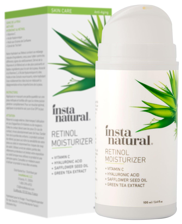 Retinol Moisturizer Anti Aging Cream