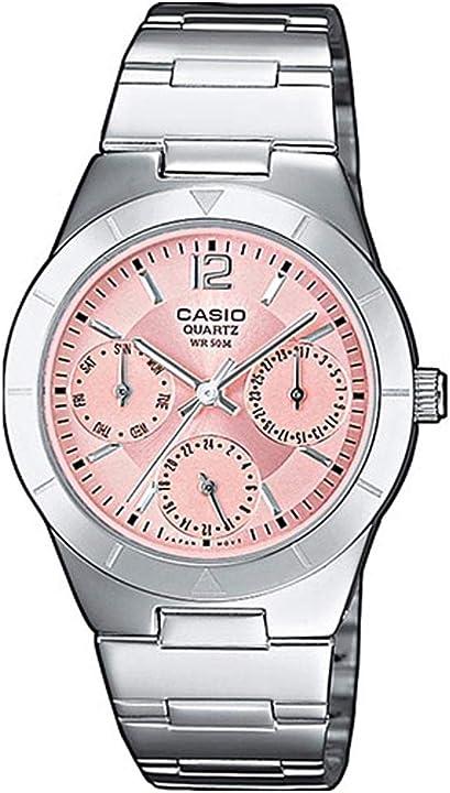 Orologio casio da donna LTP-2069D-4AVEF