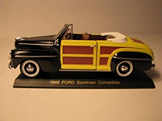 1946 Ford Woody Sportsman Black 1/32 by Arko Products 04601