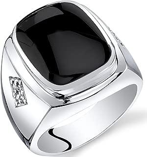 platinum dress rings